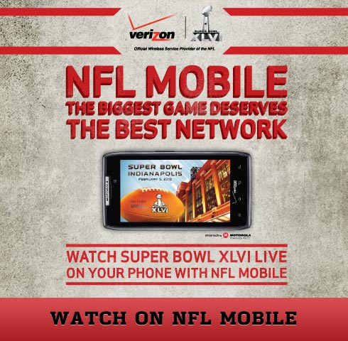 Watch on NFL Mobile